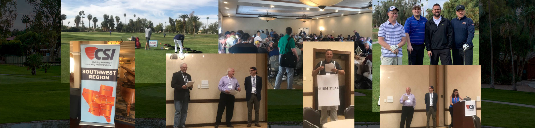 Phoenix Chapter CSI 25th Annual Golf Tournament Recap